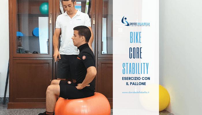 Bike Core Stability
